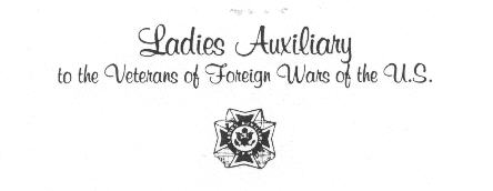 logo for Ladies Auxiliary